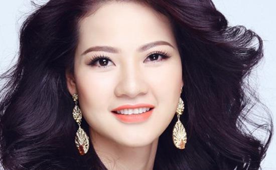 Trần Thị Quỳnh làm giám khảo Miss Fairy 2013