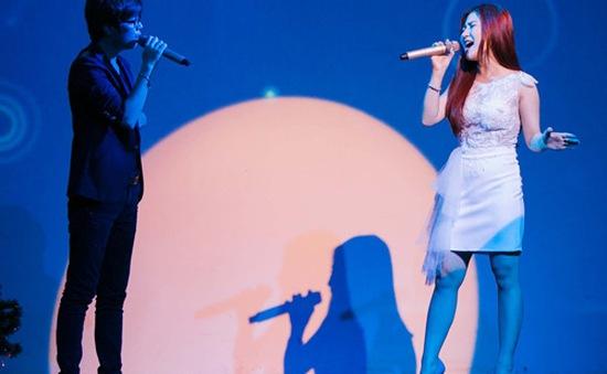 Hương Tràm và Bùi Anh Tuấn lần đầu tái hợp sau The Voice
