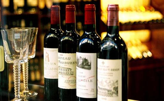 Thưởng thức hương vị phong phú và độc đáo từ rượu vang Pháp