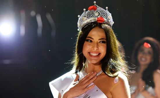 Chiêm ngưỡng vẻ đẹp của tân Hoa hậu Nga 2014