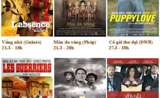 Liên hoan phim Pháp ngữ 2014