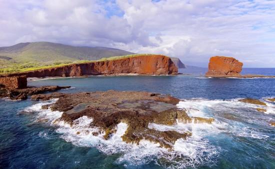 Hawaii hùng vĩ dưới góc máy camera trên không