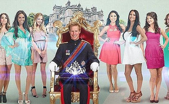 I Wanna Marry Harry: Cơ hội trở thành Công nương nước Anh?