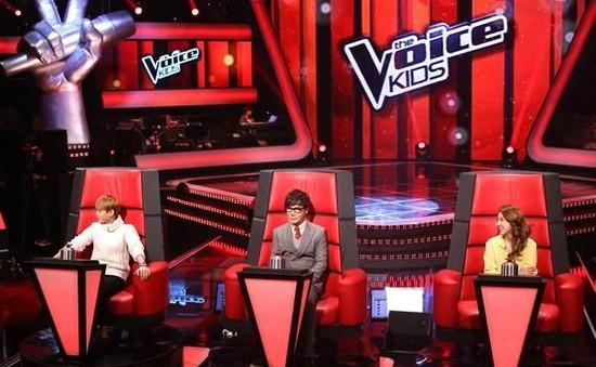 Những giọng ca thiên thần 'The Voice Kids' Hàn Quốc
