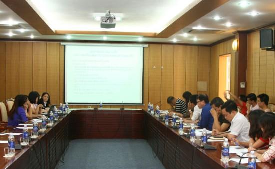 Hội thảo: Quy trình sản xuất các chương trình lớn