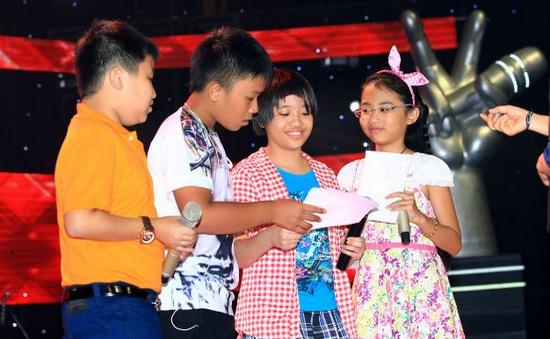 21h15, VTV3: Chờ đợi quán quân Giọng hát Việt nhí