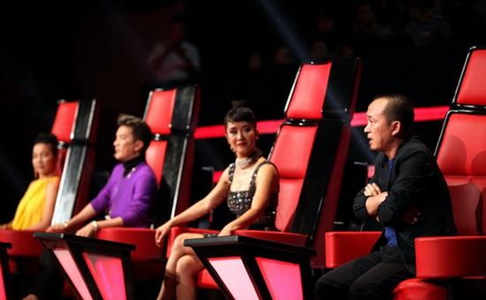 Bán kết 2 Giọng hát Việt - Bộ tứ quyền lực song ca cùng các thí sinh