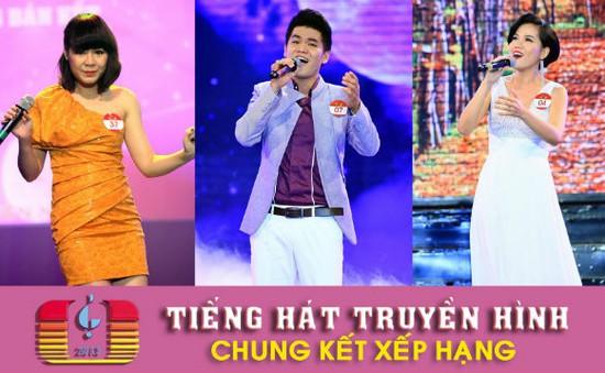 Giọng ca 3 miền tranh tài Chung kết Tiếng hát truyền hình