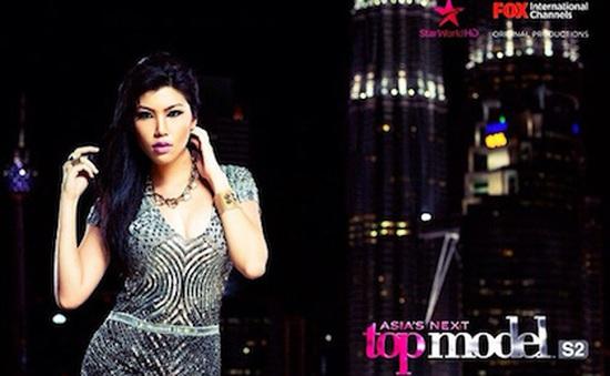 Asia's Next Top Model cùng lúc loại hai thí sinh