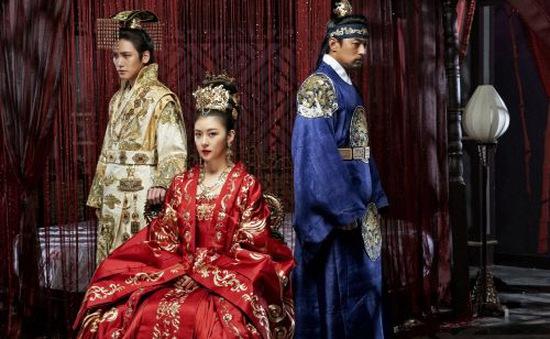 Hoàng hậu Ki – mãn nhãn với những cảnh quay đẹp