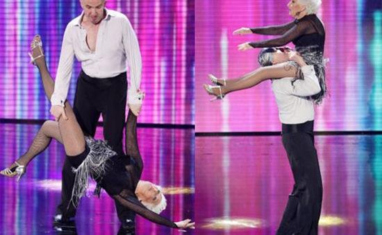 Cụ già nhảy salsa máu lửa tại chung kết Britain's Got Talent