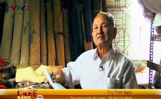 Chuyện cổ tích người thợ đóng giày 70 năm