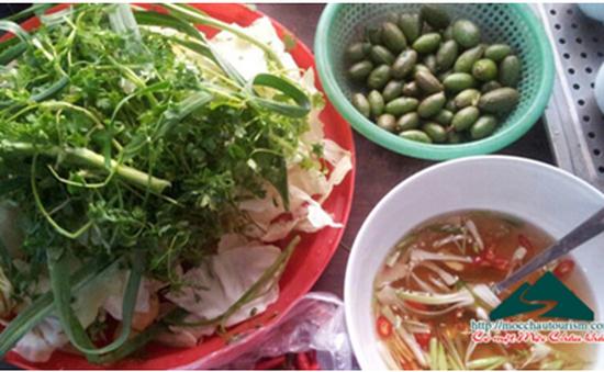 Khám phá vị đặc trưng trong ẩm thực người Thái