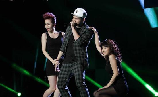 """NS Huy Tuấn sửng sốt với bản phối hiphop """"My love"""" của thí sinh Học viện ngôi sao"""