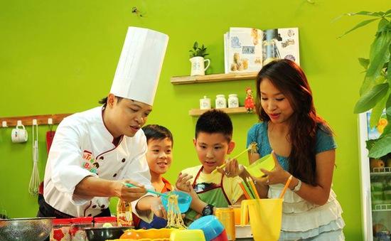 Khi trẻ vào bếp - Sân chơi ẩm thực mới lạ cho thiếu nhi đã trở lại