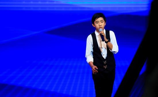 Giọng hát Việt nhí 2014: Tập 4 vòng Giấu mặt (21h, VTV3)