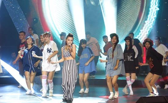 Sao Mai Điểm hẹn 2014: Top 12 tỏa sáng với R&B, Dance