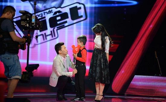 """Tập 5 Giọng hát Việt nhí: Giọng ca """"khủng"""" khiến Cẩm Ly muốn có """"quý tử"""""""