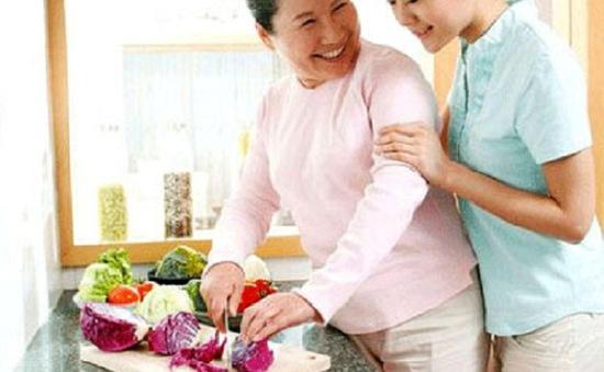 Bí quyết làm ấm quan hệ mẹ chồng - nàng dâu