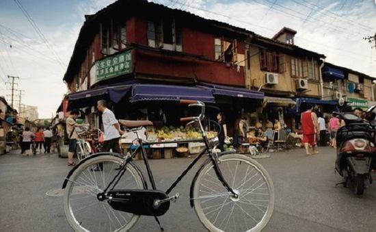 Xe đạp - một nét văn hóa ở Bắc Kinh