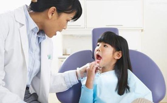 Chấn thương răng ở trẻ - Không nên xem nhẹ