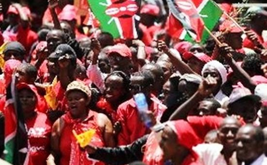 Tòa án Kenya phê duyệt chiến thắng của ông Kenyatta