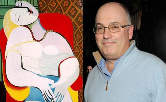 """""""Giấc mơ"""" của Picasso được bán với giá 155 triệu USD"""