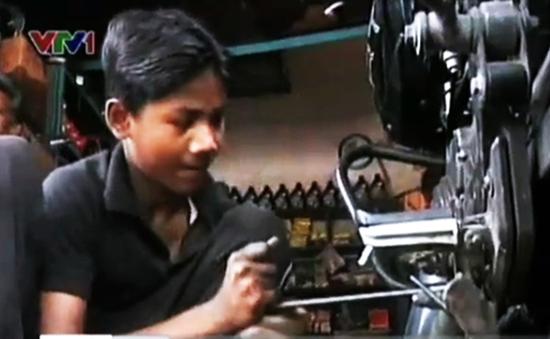 Ấn Độ: Hàng triệu trẻ em bị bóc lột sức lao động