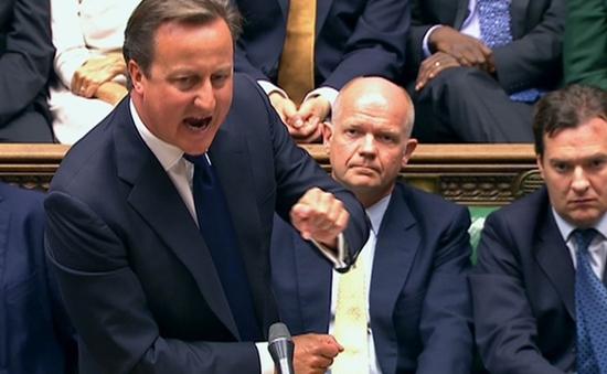 Tâm lý phản chiến lan rộng tại Anh