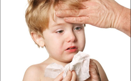 Thời điểm giao mùa: Phòng bệnh cúm cho trẻ