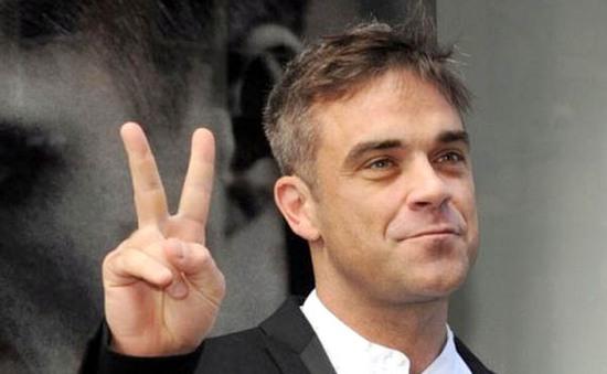 Robbie Williams đi vào lịch sử bảng xếp hạng