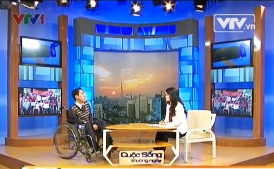 Nghị lực phi thường của người khuyết tật Việt Nam