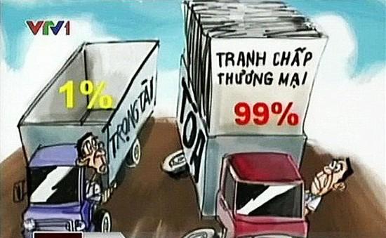 Nâng cao vai trò trọng tài thương mại tại Việt Nam