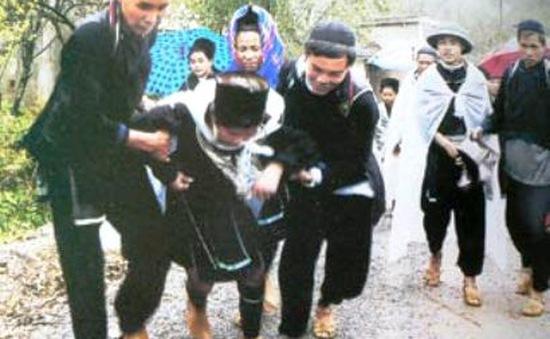 Tục Kéo vợ - Nét đẹp truyền thống của người H'Mông