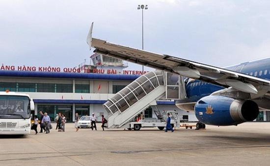 Huế: Sân bay quốc tế Phú Bài hoạt động trở lại từ 20/9