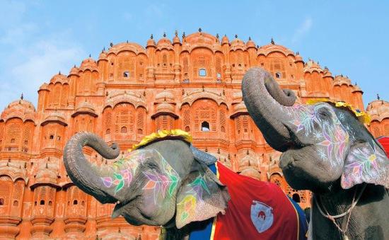 Những thành phố nhiều màu sắc nhất thế giới