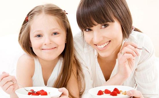 Thông điệp thực phẩm - Nói thế nào với trẻ?