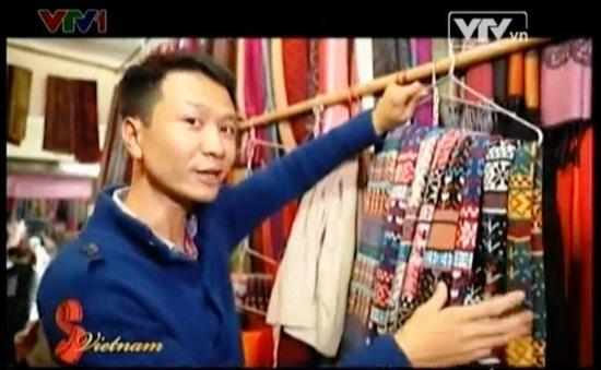 Đinh Liệt - Phố khăn quàng mùa đông Hà Nội