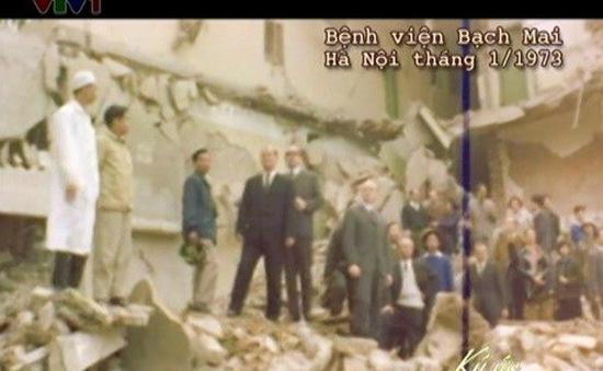 Ký ức Việt Nam: BV Bạch Mai khôi phục sau chiến tranh phá hoại