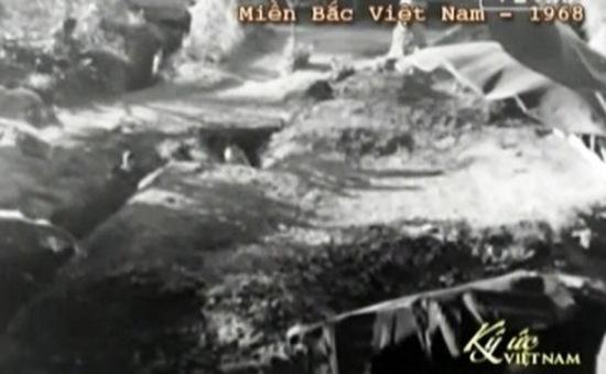 Những mái trường lá cọ thời chiến tranh