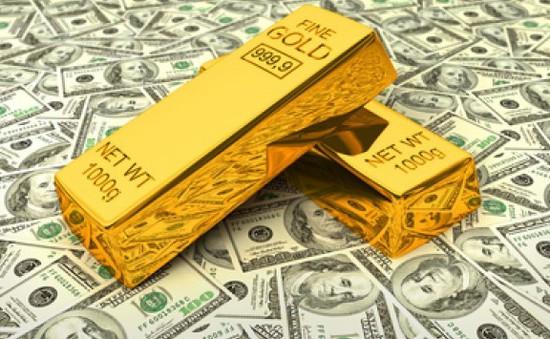 Giá vàng giảm là do USD?