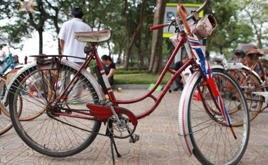 Nhớ thời xưa cũ qua thú chơi xe đạp cổ