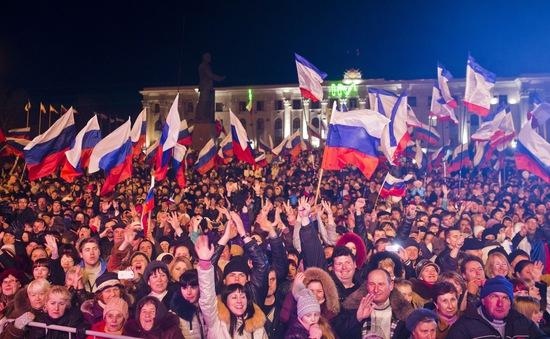 Crimea: Từ tiến trình pháp lý tới trả đũa ngoại giao