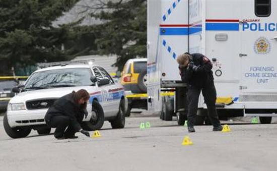 Canada: Cuồng sát khiến 5 người thiệt mạng