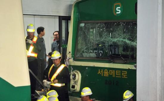 Tai nạn tàu điện ngầm ở Seoul: Ít nhất 200 người bị thương