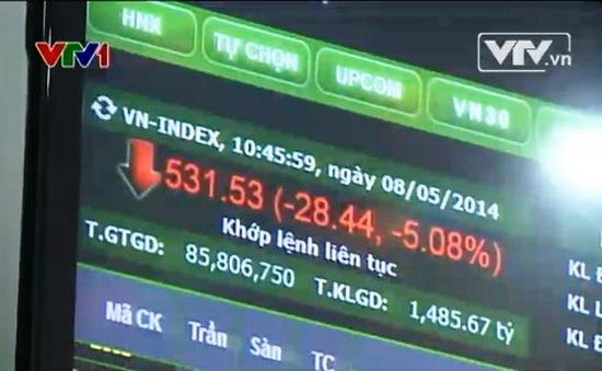 Nghi vấn thị trường bị đánh xuống