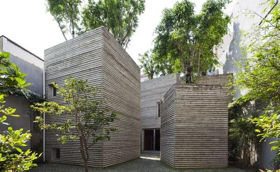 """""""Nhà cho cây xanh"""" của Việt Nam đạt giải thưởng kiến trúc danh giá"""
