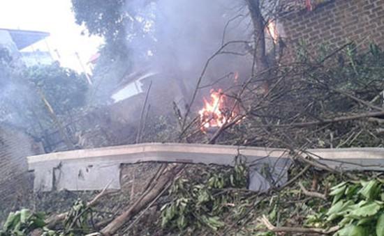 Toàn cảnh diễn biến vụ tai nạn máy bay Mi-171