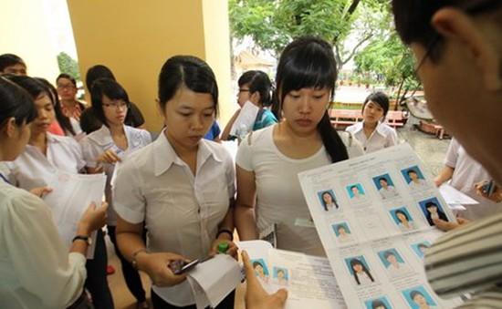 Công tác tổ chức thi đợt 2 chịu nhiều sức ép vì các môn xã hội
