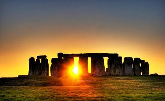 Tượng đài đá cổ Stonehenge - Di sản độc đáo của thế giới